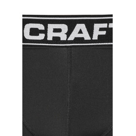 "Craft Greatness Boxer Men 3"" 2-Pack Black"